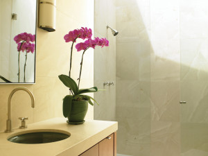 10 Cheap Interior Design Ideas Make Your Small Bathroom Look Amazing Beautiful And Bigger - Tips-Improve your bathroom smell