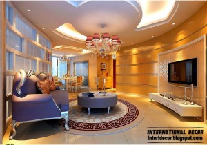 10 Easy Interior Design Ideas to Make Your Living Room Look Amazing Beautiful Tips-Add lighting system