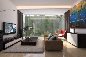 10 Easy Interior Design Ideas to Make Your Living Room Look Amazing Beautiful Tips-Paint your room properly