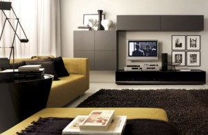 10 Easy Interior Design Ideas to Make Your Living Room Look Amazing Beautiful Tips-Use carpet