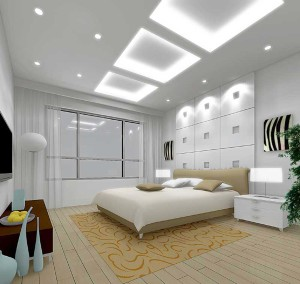10 Interior Design Ideas Make Your Small Bedroom Look Bigger on a Budget Select the right flooring and ceiling