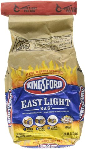 Kingsford Easy Light charcoal
