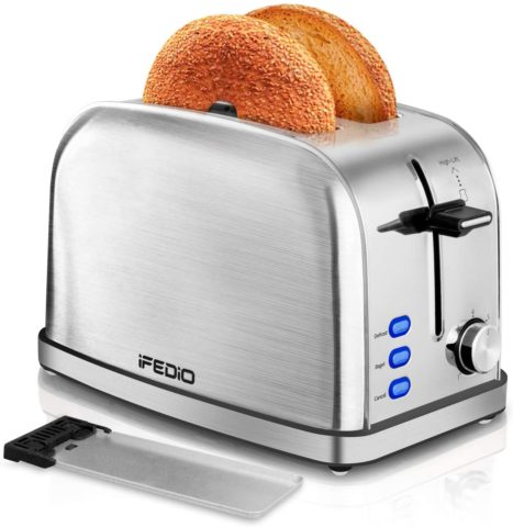 iFedio toaster