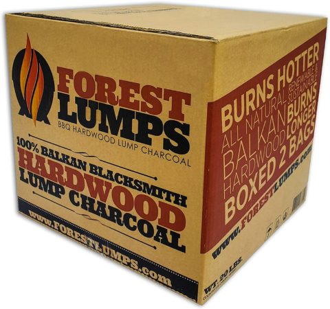 Forest Lumps Hardwood Charcoal