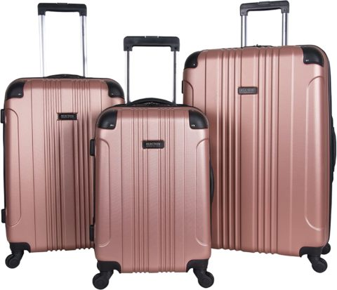 Kenneth Cole's reaction luggage