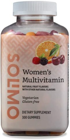 SOLIMO Multivitamin for Women