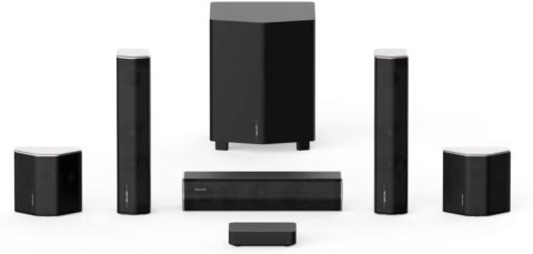Enclave Audio CineHome II 5.1 Home Theater systems