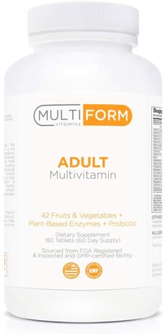 MULTIFORM Adult Multivitamin