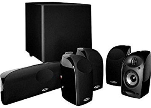 Rockville HTS56 1000 Watts 5.1 Channel Home Theater System