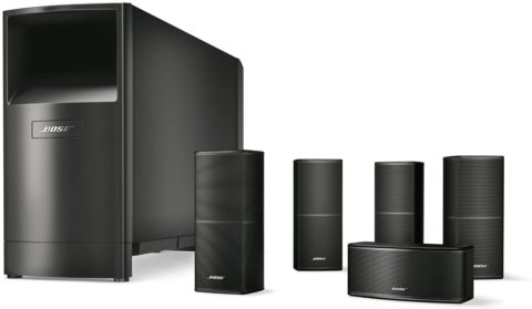 Bose Acoustimass 6 Series V Home Theater System