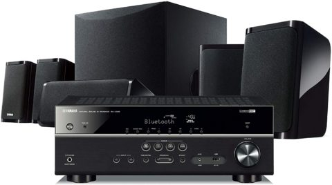 Yamaha YHT-4950U 4K-UHD 5.1-Channel Home Theater System