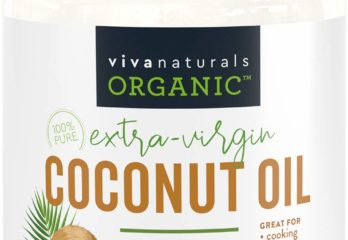 Viva Naturals 2062 Organic Extra Virgin Coconut Oil