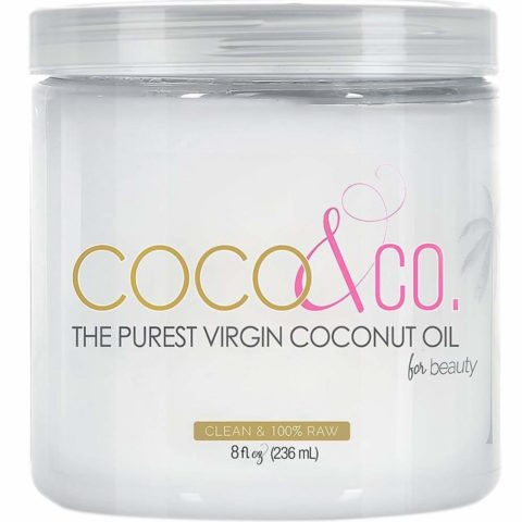 COCO&CO The Purest Virgin Coconut Oil For Beauty
