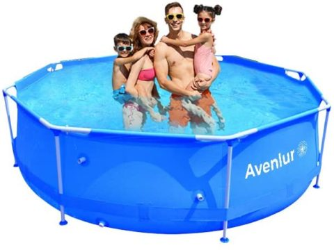 Avenlur Inflatable Swimming Pool