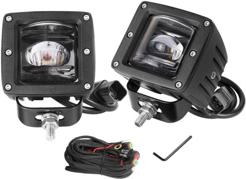 OFFROADTOWN LED Pods, 2 Pieces