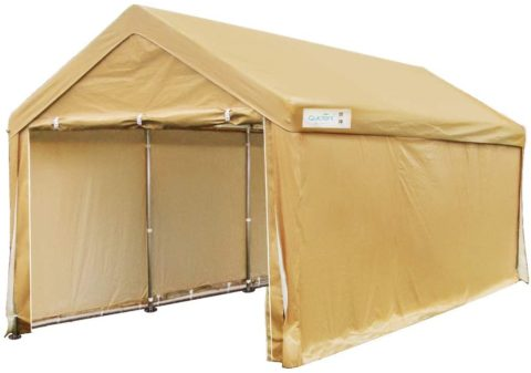 Quictent 10'x20' Carport Heavy-Duty Car Shelter