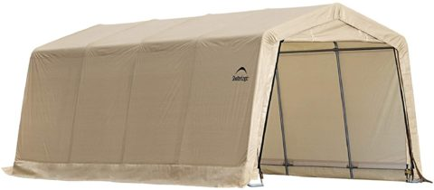 ShelterLogic UV-Treated Ripstop Cover Car Shelter